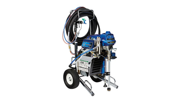 Airless Sprayers and Line Stripping Equipment Service and Repair