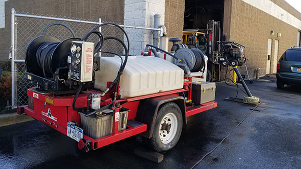 Long Island Sewer Jetting Equipment Service and Repair